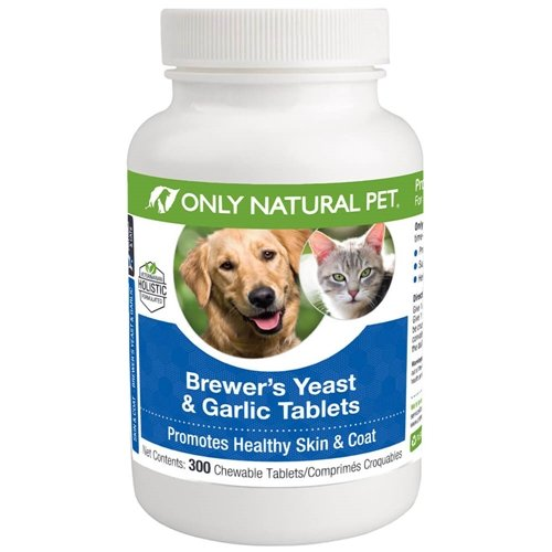 Only Natural Pet Brewer S Yeast Amp Garlic Flea Treatment
